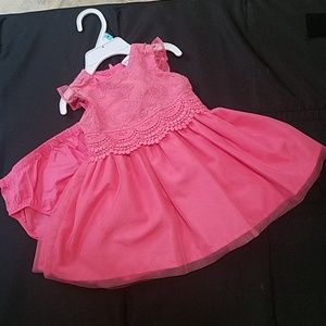 Infant girl dress